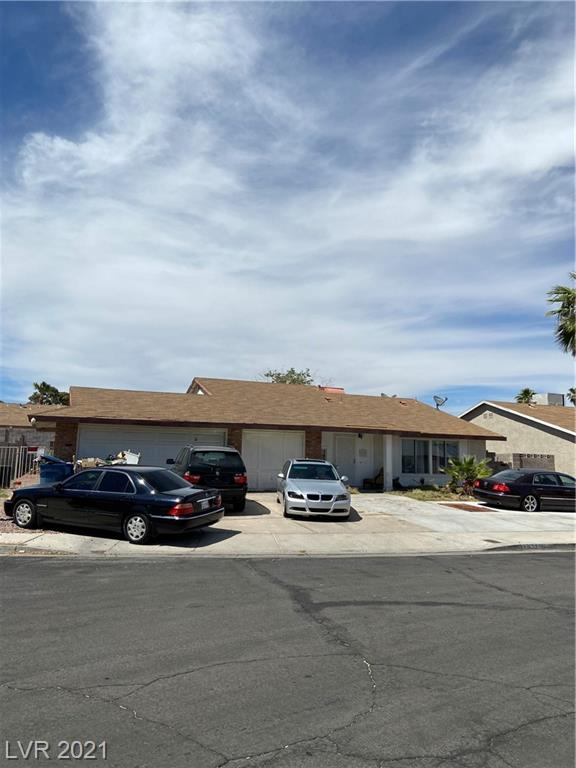 3 bedroom & 2 Bath plus 3 car garage** Some additional rooms added on**Located just minutes away from Las Vegas Strip** 3 Homes in neighborhood being sold by same Seller**