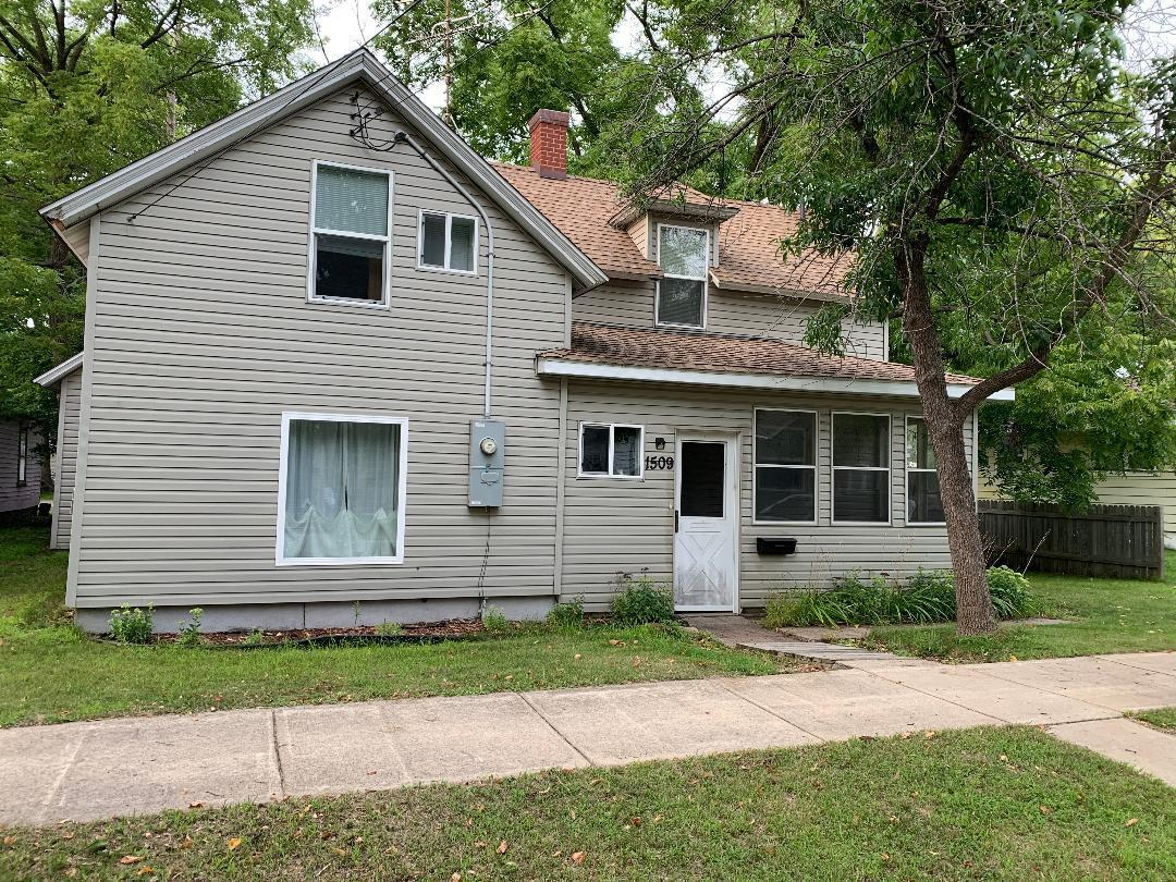 Why rent when you can own!!!?? Very charming 5BR 2 full bath HOME in convenient south St Cloud location.  Walking distance to Lake George and downtown. Updates include siding,roof and all Anderson windows.  This one is a must see!!
