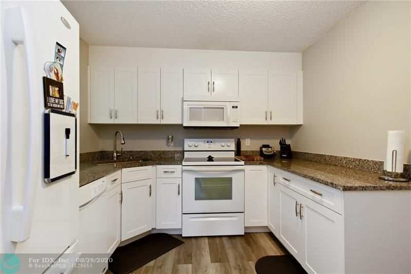Beautiful Recently Remodeled 2 Bedroom, 2 Bath Condo located in the Karanda IV Village in The Township. Brand New Kitchen Cabinets and Counters.  New Flooring.  New Washer and Dryer. This Spacious  Corner Unit is Move-In Ready! Enjoy all of the Township Amenities, including heated pools, fitness center, Clubhouse with activities for all ages! Walking paths, saunas, jacuzzi, tennis courts and playgrounds. Fantastic location close to Shopping, Casino, major highways, and 15 minutes to the Beach. ** Small Pet Okay ** No Minimum Down Payment Requirement **
