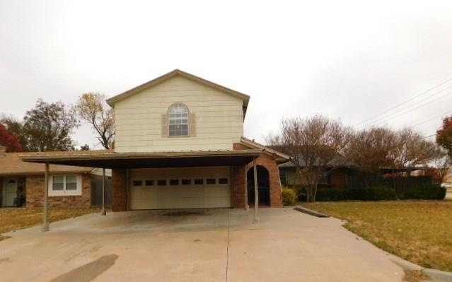 Spacious 4 bed 3 bath home with over 2300 sq ft of living space (MOL) in great neighborhood in Moore. Home features great open living/dining/kitchen areas with vaulted ceiling and beautiful fireplace in the living room, en suite full master bathroom, 2 car carport, storm shelter, and a large covered back patio. Make an appointment for a private showing today. Buyers to verify all information. The Seller must comply with HUD Guidelines 24 CFR 206-125 in the sale of this property, which regulate the terms of the sale including, but not limited to, list price, sales price and timeframe limitations. Property is sold as is.