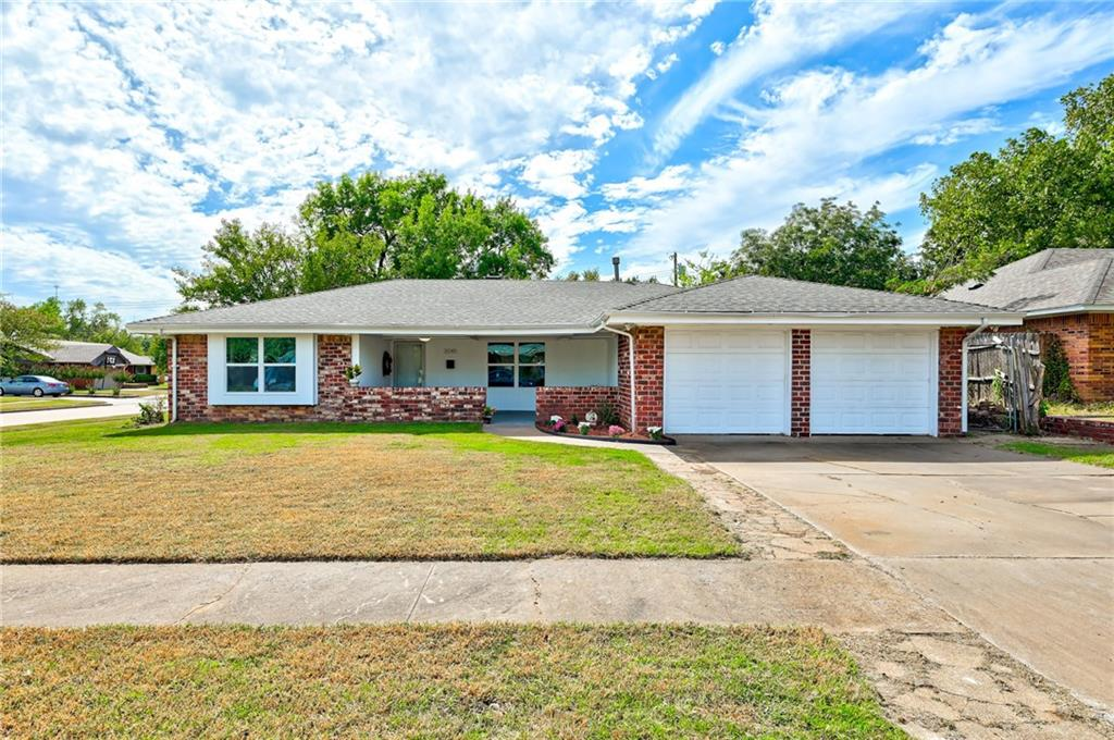 Completely remodeled home in much desired SE Edmond! Walking distance to everything! Location, Location, Location.... quick & easy access to I35, Kilpatrick Turnpike & Broadway Extension. Very quiet neighborhood on large corner lot.