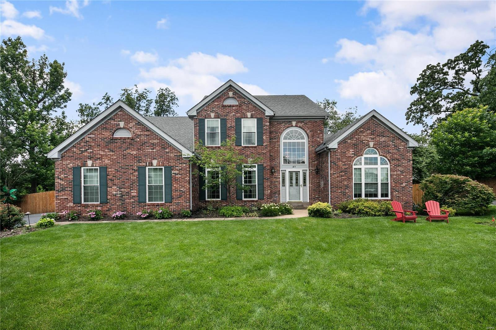 57 Yorkshire Lane Court, Brentwood, MO 63144