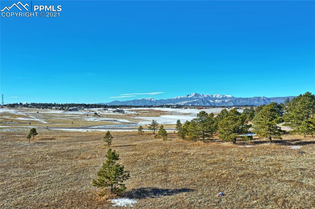 This 3.07 Acres of land offers BEAUTIFUL VIEWS of Pikes Peak and the Front Range. You will love the quiet tranquil setting, just minutes from town. This is your chance to purchase the perfect lot to build your dream home!