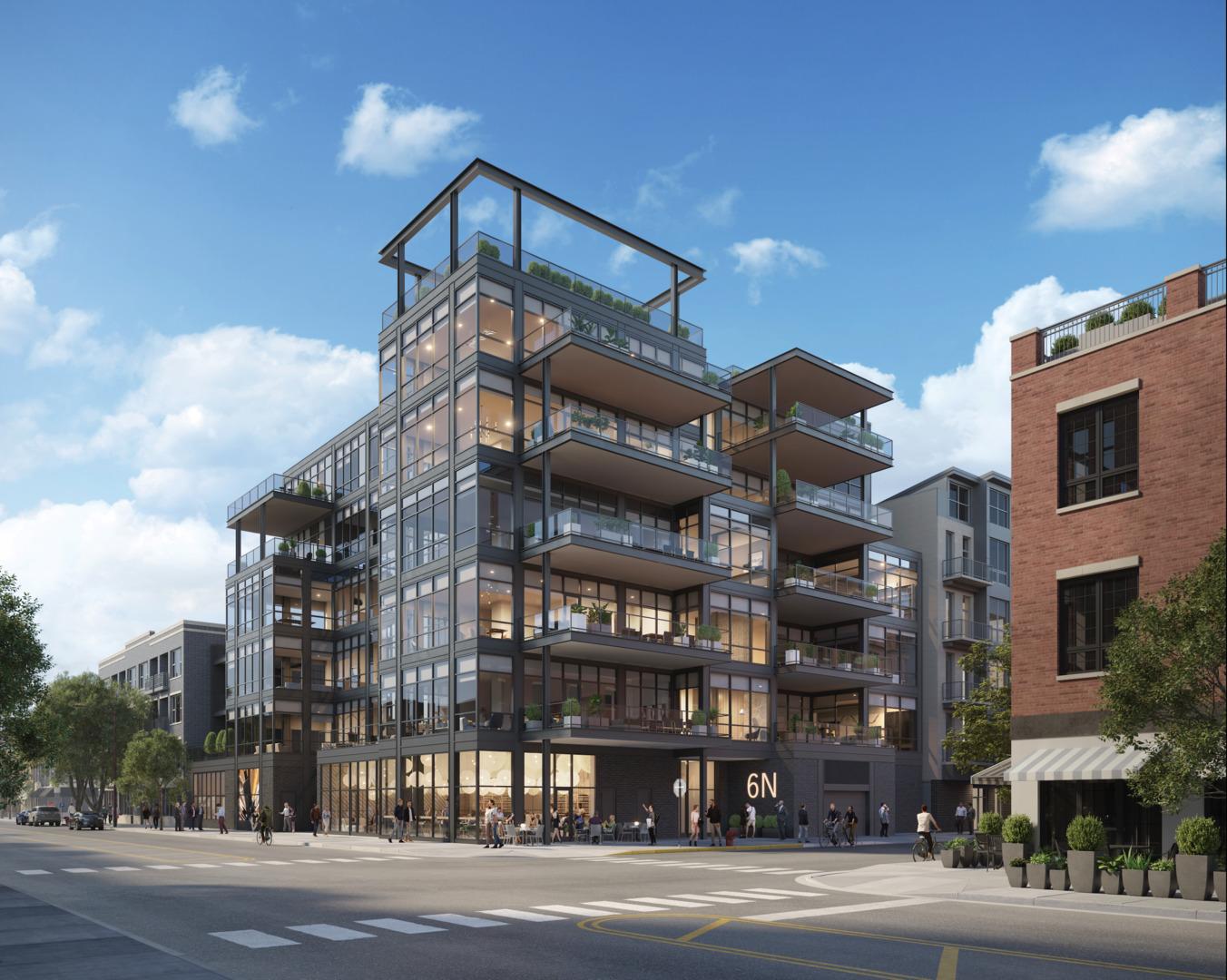 6 N Carpenter Street 2C, Chicago, IL 60607