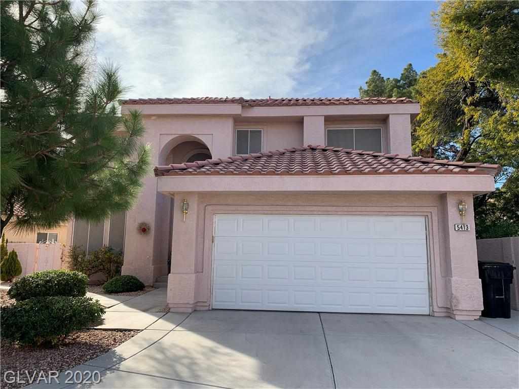 5413 ALABASTER Court, Las Vegas, NV 89149
