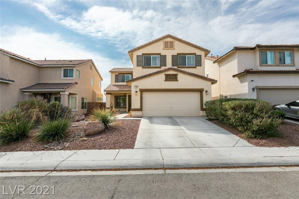 Stunning 3 bedroom with 3 bath home in the North. Entertaining kitchen features white cabinets, granite countertops and stainless steel appliances. Open concept living with cozy family room located off the kitchen. Upstairs opens to a spacious loft with built in desk. French doors lead the way to the sparkling pool and spa and low maintenance backyard. Home has solar that is owned...  You do not want to miss this one!