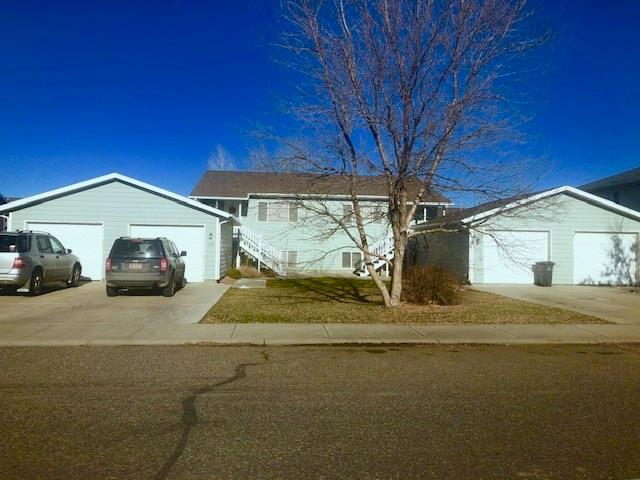 Very nice 4-plex in popular River Rock Subdivision.  Each unit has its own garage and laundry room.  Underground sprinklers. Great Location!!  Great Investment property.