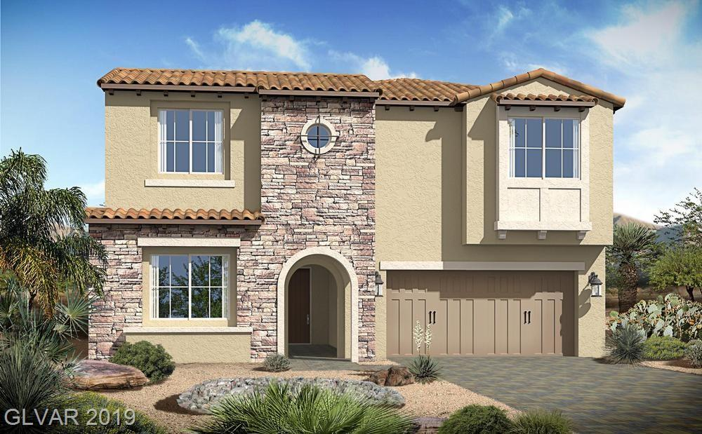 Beautiful Century Communities home in guard-gated Rhodes Ranch.  Final opportunity to live in a new home in this master plan.  5 bedroom, 4.5 bathrooms, upgraded cabinets and valet, upgraded tile throughout, upgraded stainless steel appliances with a covered balcony. 