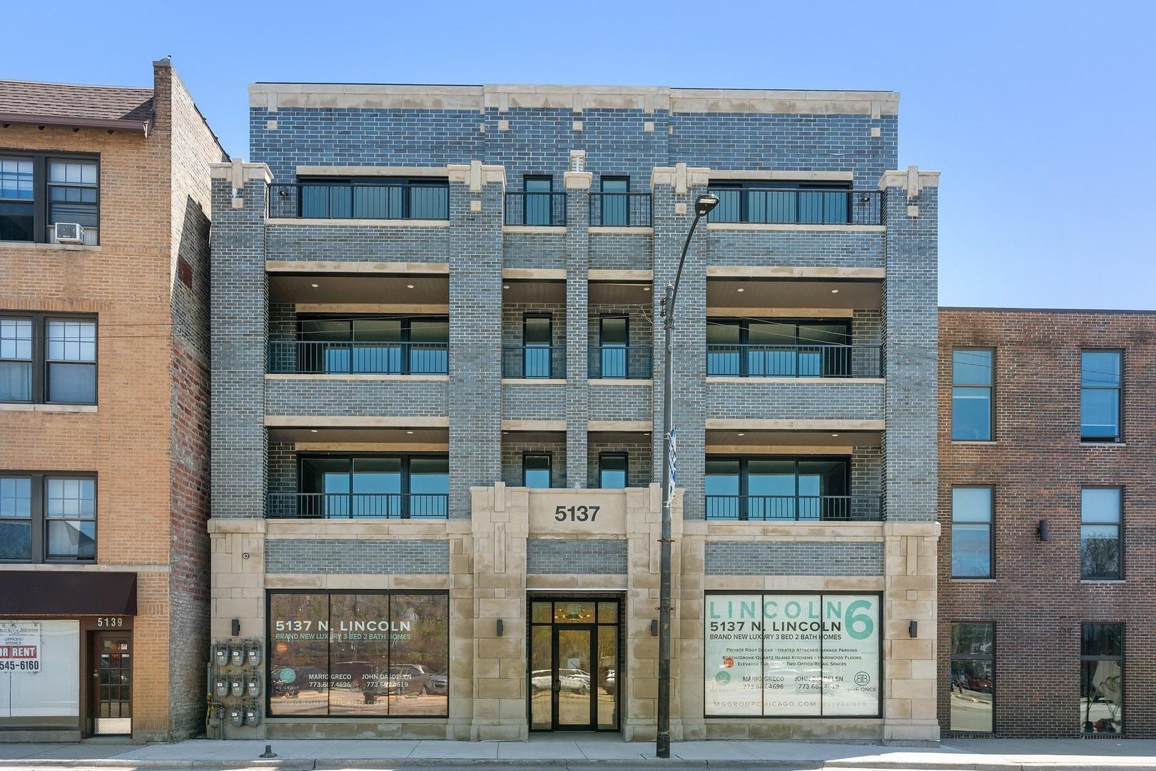 5137 N LINCOLN Avenue 1S, Chicago, IL 60625