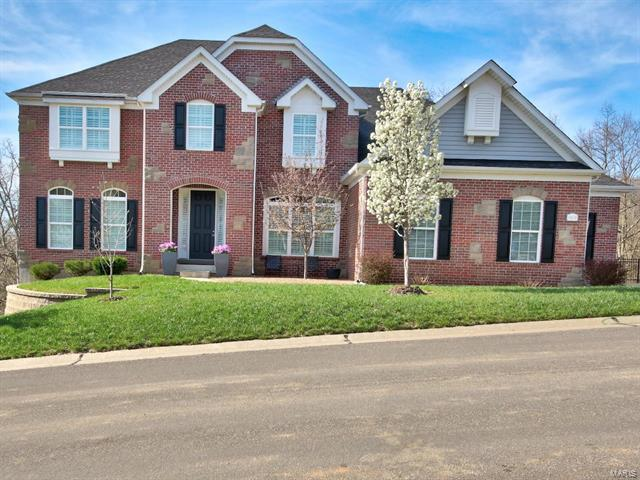 16628 Wycliffe Place, Wildwood, MO 63005