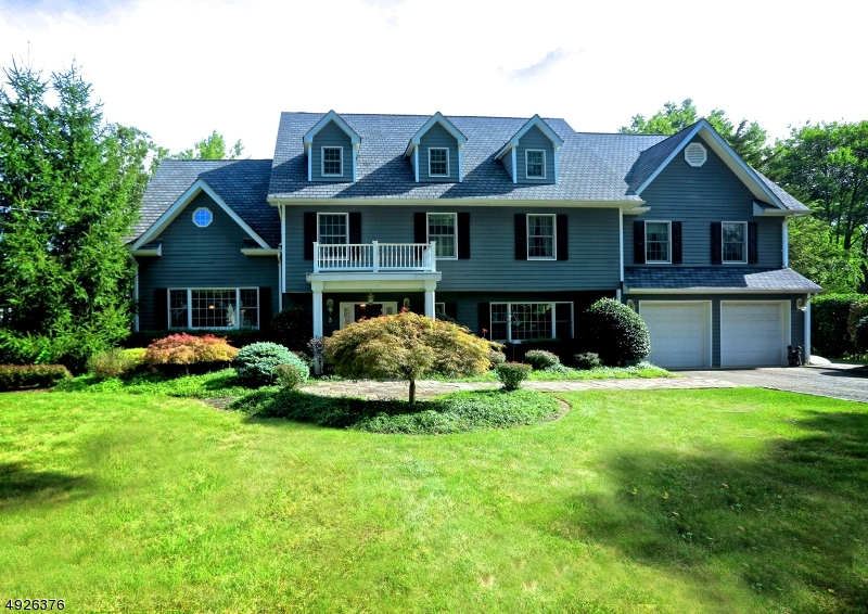 ABSOLUTELY AMAZING HOME SITUATED ON A BEAUTIFUL STREET IN THE DESIRABLE TOWN OF CLARK! THIS CUSTOM HOME OFFERS 6 BEDROOMS & 4.5 BATHROOMS, THE KITCHEN IS A CHEF'S DELIGHT WITH CHERRY CABINETS, GRANITE COUNTERS, A CENTER ISLAND & TOP OF THE LINE APPLIANCES INCLUDING A VICKING 6 BURNER STOVE WITH A GRILL. THE BREAKFAST ROOM HAS FRENCH DOORS THAT LEAD TO THE INCREDIBLE BACKYARD WITH DELUXE PAVERS & A HEATED INGROUND POOL & SPA.THE MASTER BEDROOM SUITE HAS SURROUND SOUND AND A SITTING ROOM. THIS COULD ALSO ACCOMODATE THE PERFECT MOTHER/DAUGHTER SITUATION. THERE ARE SIMPLY TOO MANY AMENITIES TO LIST...THIS IS A HOME THAT YOU MUST SEE TO BELIEVE!