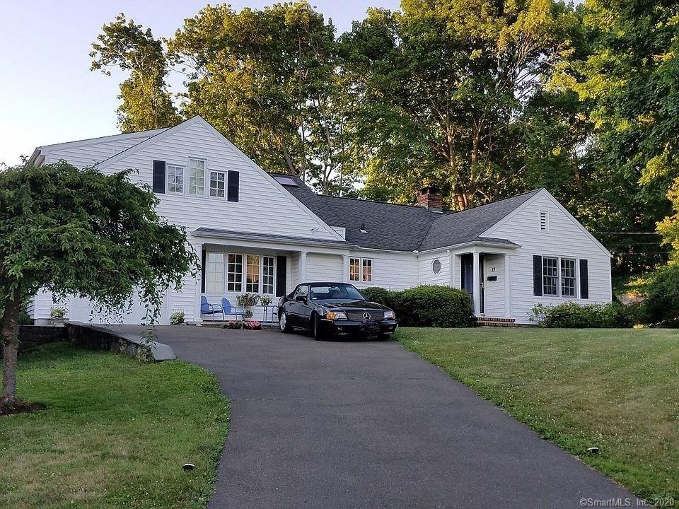 East Norwalk charmer. Walk to beach, train, parks, shops, golf and tennis clubs, dog park and restaurants. Beautifully updated home on cul de sac with stone walks, patio with fire pit. Private master suite. Irrigation system and alarm system.