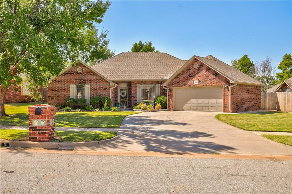 This spectacular home has everything from a great Edmond location to a Community Pool and playground! All Exterior freshly painted including back yard shed. Kitchen has brand new stainless appliances. A versatile four bedroom floorplan can be used as bedroom or a study as needed.  The best part is the stacked three car garage that has access to pull through to the back yard. Garage opens to a great open patio with pavers for a seating area ready for a fire pit. Shed to stay on property great for even more storage.  The back patio has an option for a hot tub hookup already in place. Come see this property before it is gone!!