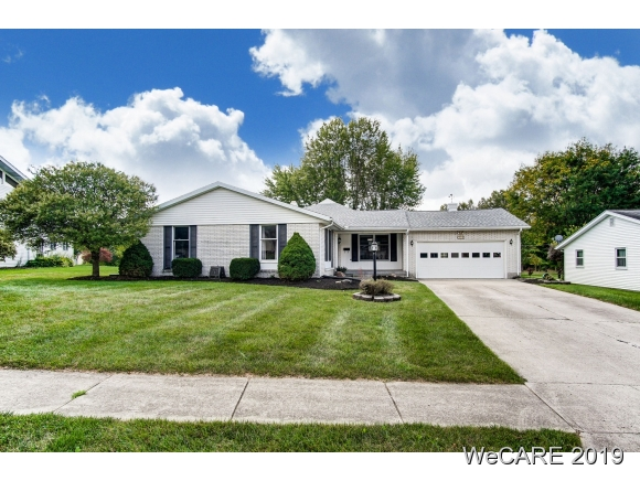238 VALLEY WAY, LIMA, OH 45804