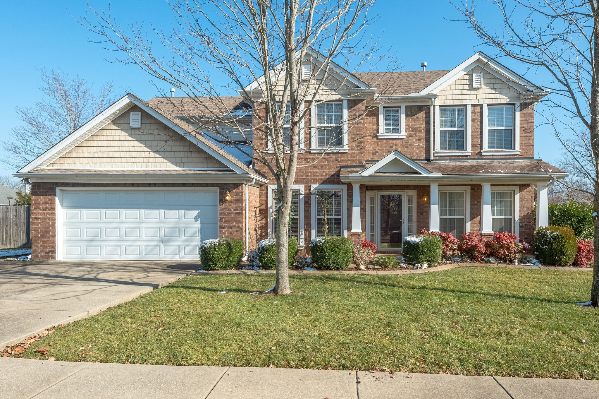 LOVELY SPRING HILL HOME FEATURES GORGEOUS LANDSCAPING-AN OPEN FLOOR PLAN-ELEGANT TRIM WORK-ABUNDANCE OF NATURAL LIGHT-TONS OF CABINET SPACE & TWO PANTRIES IN KITCHEN-FORMAL STUDY DOWNSTAIRS-OVERSIZED MASTER SUITE WITH EXTRA LARGE CLOSET-BEAUTIFUL & RELAXING SCREENED-IN PORCH-GENEROUSLY SIZED GARAGE-SPRINKLER SYSTEM-LEVEL LOT WITH PRIVACY FENCE IN BACK YARD-MINUTES FROM RESTAURANTS & SHOPPING-SHORT DRIVE TO COOL SPRINGS & NASHVILLE-HOME TO BE SOLD AS-IS.