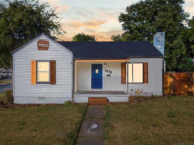 1428 S Urbana Avenue, Tulsa, OK 74112