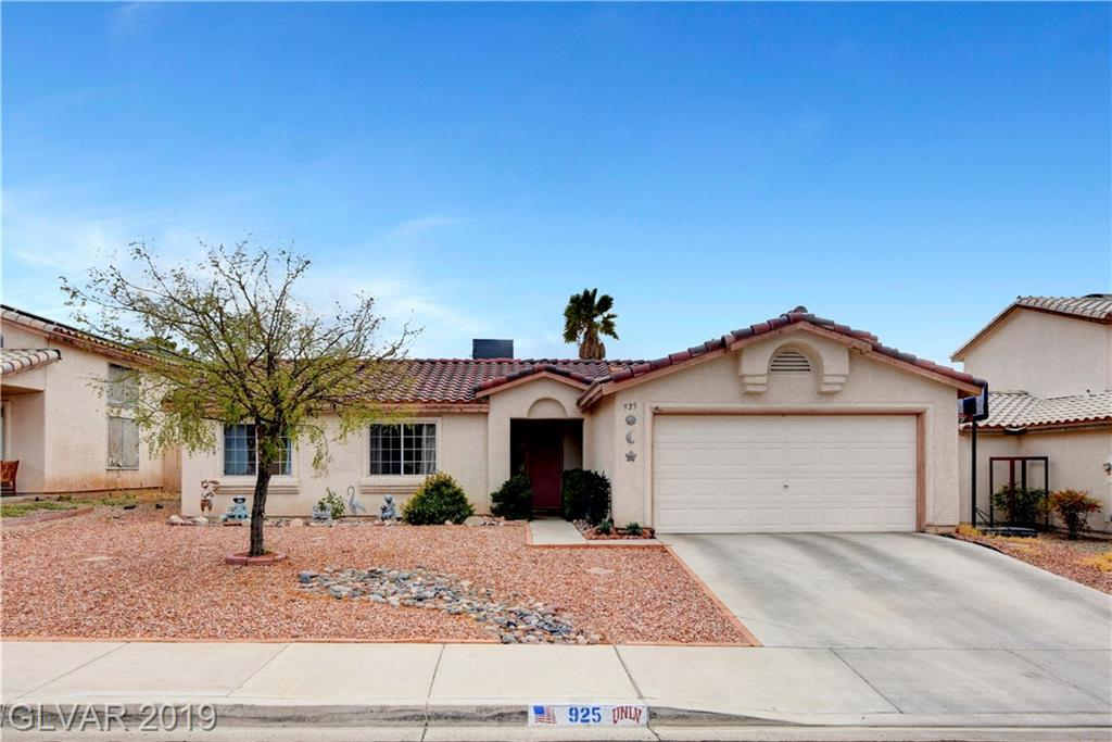 925 SUNNYFIELD Way, Henderson, NV 89015