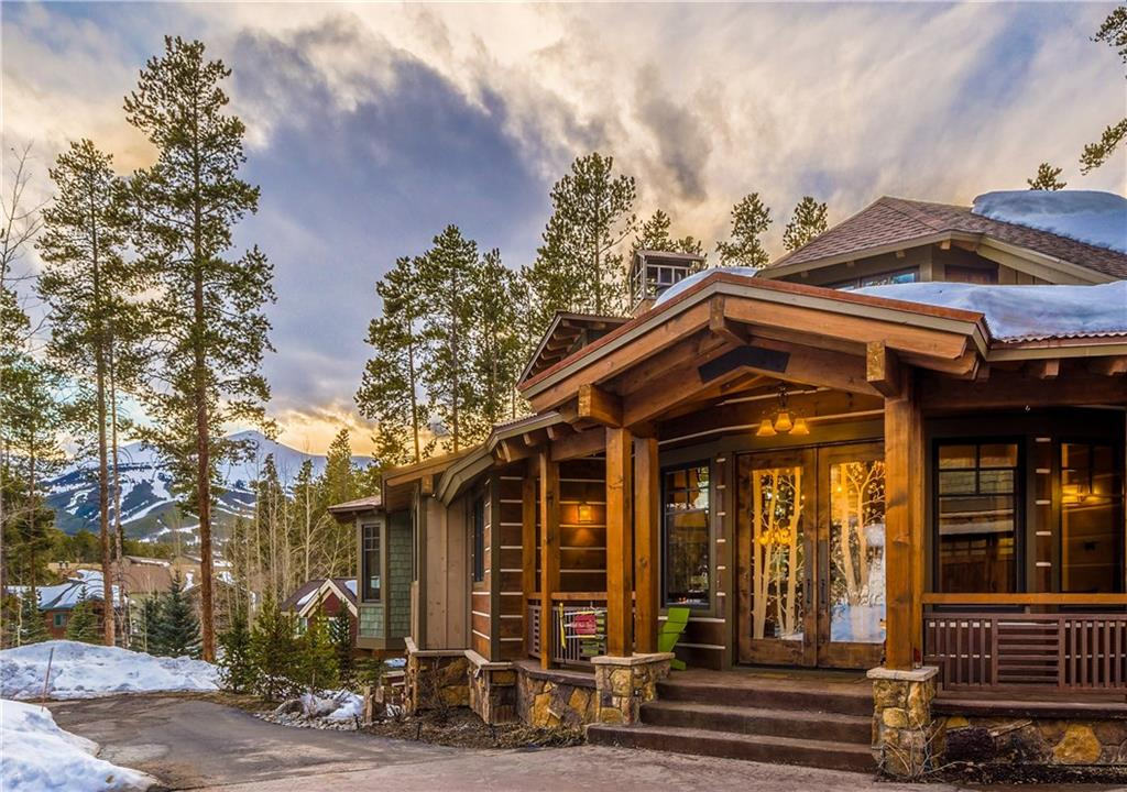 A European Craftsman Masterpiece, situated in the heart of Breckenridge