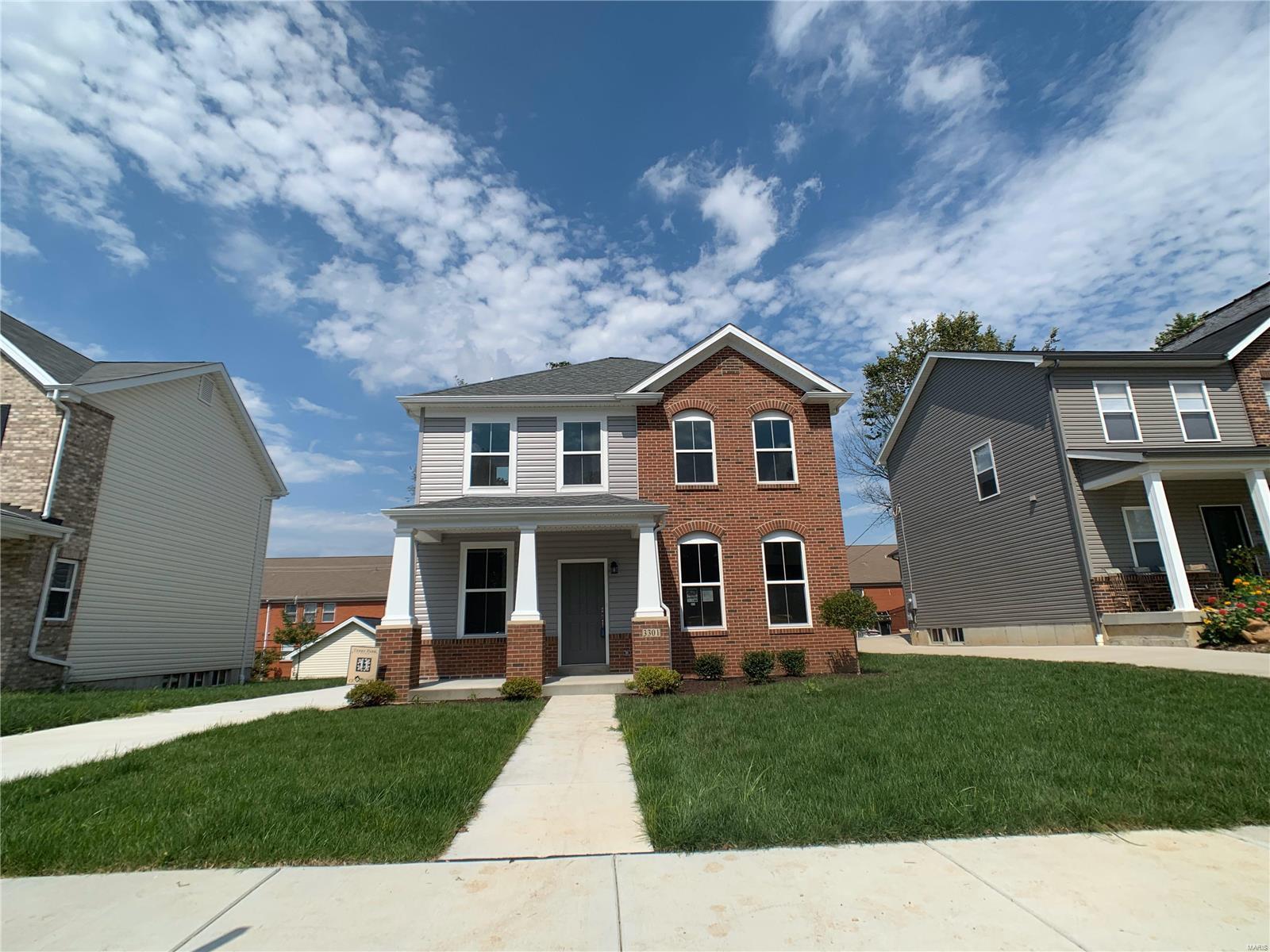 3301 Henrietta - Lot 11, St Louis, MO 63104