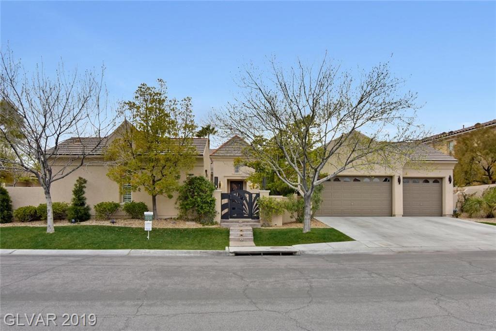 1509 SAINTSBURY Drive, Las Vegas, NV 89144