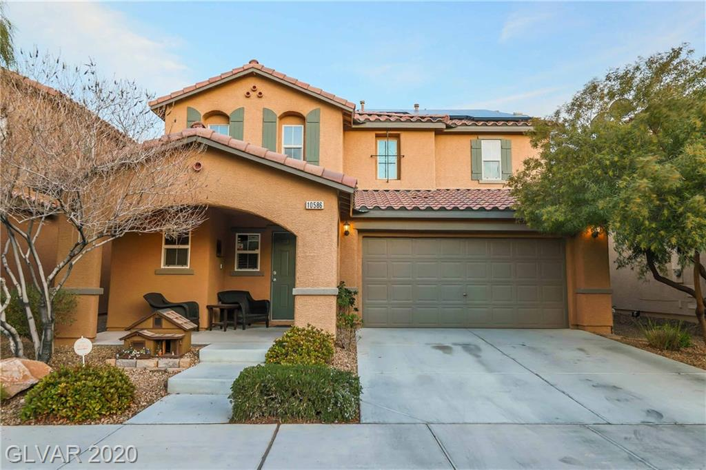 10586 PAINTED BRIDGE Street, Las Vegas, NV 89179