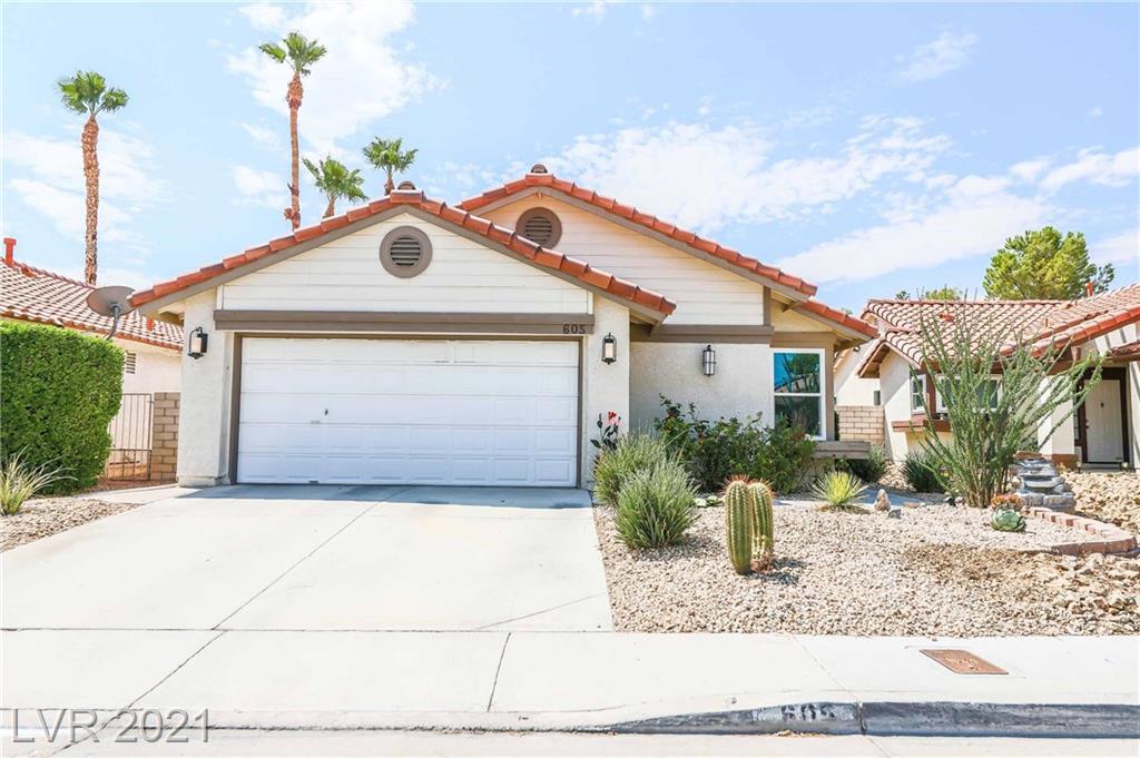 605 Paulson Drive, Las Vegas, NV 89123