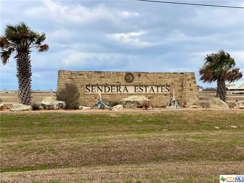 Now is your chance to own one of the last remaining lots in the Sendera Estates! This is the perfect location to build your dream home with over an acre of land. Escape the city taxes while living just a few minutes from town. Survey is on file. Interested in building a home but don't know where to start? Call today for more information!