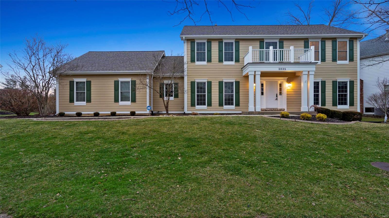 2035 Brook Hill Ridge Drive, Chesterfield, MO 63017