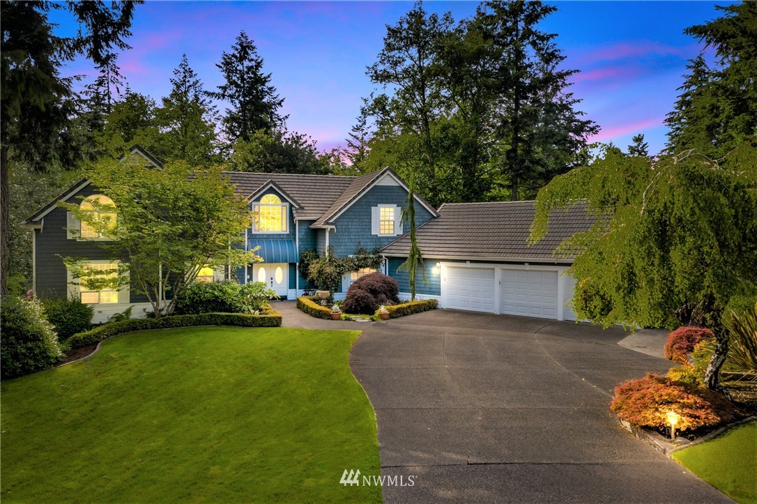 1.4 acre private sanctuary - walking distance to Uptown shopping!  Classic elegance & a touch of rustic, European country aesthetic, merged with a breathtaking outdoor oasis, creates a balance between beauty, comfort, luxury & refuge!  Nestled on a private road of just 7 stately homes, featuring 4200+ sf, 4 beds, 4 baths, main floor master suite, palatial kitchen, DCS appliances, sauna, wine cellar, hardwood/bamboo throughout.  THIS is the work from home escape from the City you've dreamed about