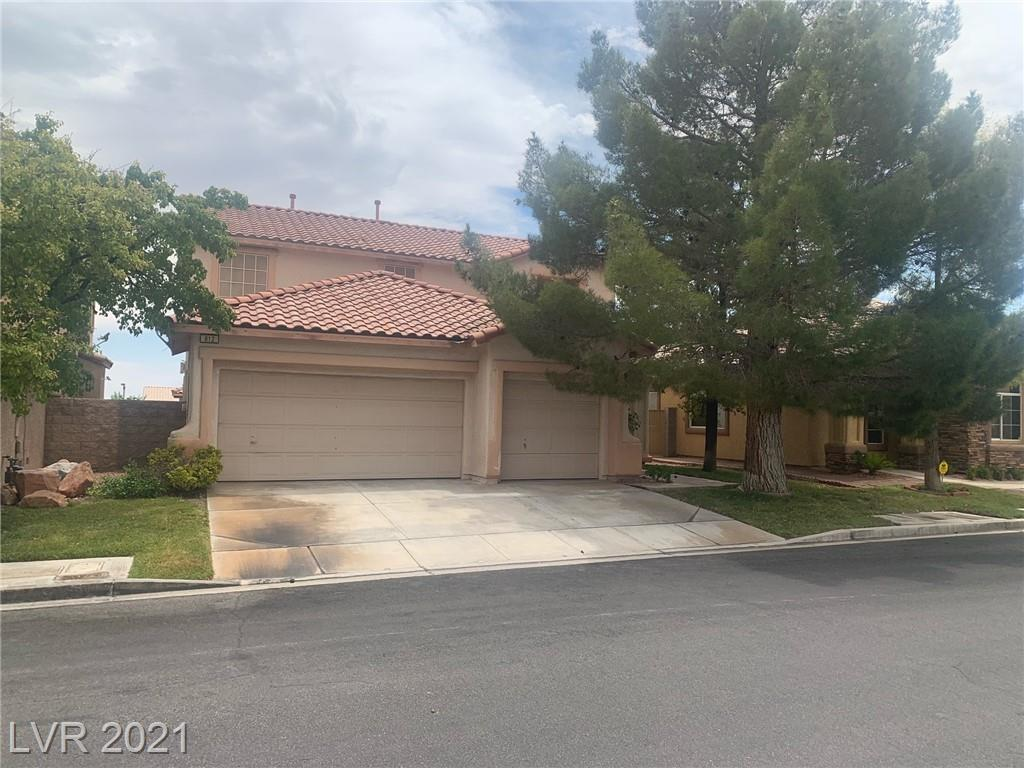 Beautiful home with 4 bedrooms and 3 bathrooms in the Summerlin Area. Quartz counter top in the kitchen. A lot of storage spaces in the kitchen  and in the garage. Big backyard with balcony. Marble all downstairs flooring. Solar screens all over the house. Open Houses:  July 10 and July 11, 2021,10:00 AM to 2:00 PM.