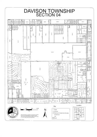 """The subject property of 39.43 acres is a prime location for development. Davison Road frontage. Potentially commercial, a section for Condo or Retirement Housing plus single family custom homes. Located between """"Brier Crest"""" subdivision and """"Turtle Creek"""" subdivision. Property is located in Davison Township, Davison Schools and close to expressway."""