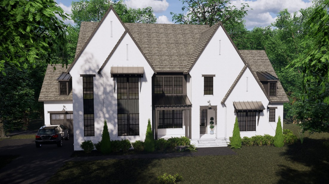 """BEAUTIFUL NEW CUSTOM HOME. One of eight plans available from RG Custom Homes in the brand new Whistle Stop Farms subdivision. Call about other lots and plans available. See included features sheet below. This """"Fisk plan"""" includes three bedrooms upstairs with a large loft/bonus room."""