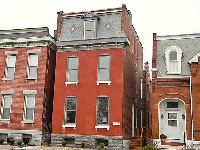 2749 Shenandoah Avenue, St Louis, MO 63104