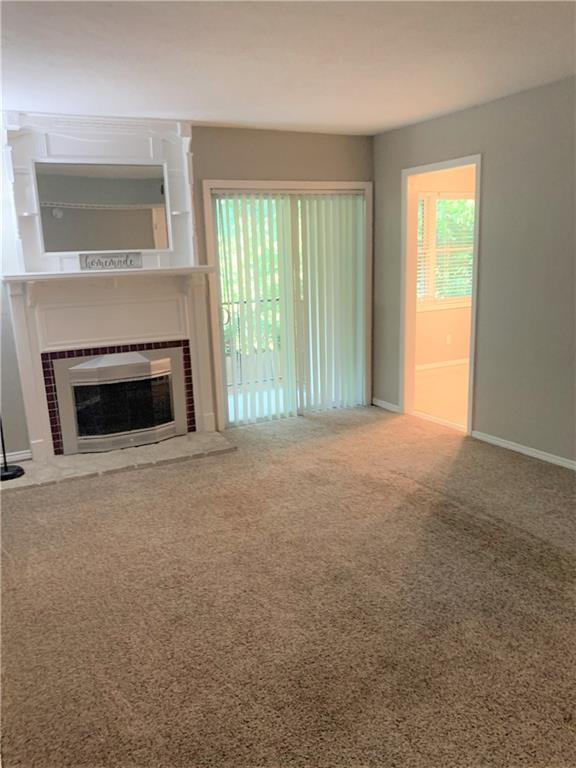 Check out this 3 bedrooms, 2 baths, 1153sf condo in Highland Park which is approximately 2 miles East of OU! Located right next door to Colonial Estates Park which features a splash pad, frisbee golf, & walking trails. Enjoy a large galley style kitchen w/ lots of cabinets & counter space plus a breakfast nook.  Kitchen is equipped w/ refrigerator, stove, dishwasher, microwave, & stackable washer/dryer.  Lots of storage!  The hall bath offers a large linen closet, there is separate a linen closet in the hall, coat closet at entry hall, plus a nice size storage closet on the front porch. Spacious bedrooms with large closets. Master bedroom has its own private bathroom.  There is a cool brick wall feature in 2nd Bdrm! The back balcony overlooks a nice wooded area. This condo is on the second floor. Enjoy a community setting & access to the pool! The electric average is $125/mo.  Please NO Smoking & NO Pets. $925 Deposit, 12 Month Lease. Tenant Responsible for Utilities & Renters Ins.