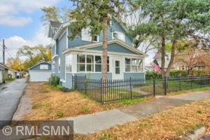Extra Spacious Old World 4 bed 3 bath. Hardwood floors, New SS appliances. Features Piano windows, Built in Buffet, Side Book Cases, plus tons of other original woodwork, doors, trim throughout. Nice usable yard with easy access from ally.  2 car garage. Walk up full storage attic as well. Very inviting 30 foot wide front porch. Extremely convenient to downtown and the university. Quick close available. Perfect for an owner or investor.