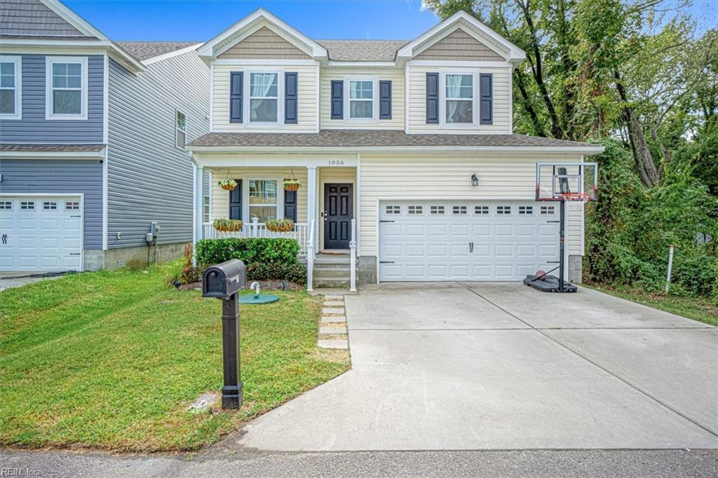 1056 Calloway Ave, Chesapeake, VA 23324