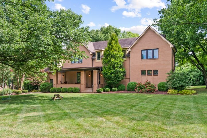 This Oak Hill modern craftsman is a must see! Stunning curb appeal and lot with mature landscaping. Renovated in 2018, this house has Geothermal heating and cooling, wood burning fireplace, 3 car garage, mudroom,  & spacious living spaces. Primary bedroom on main with heated floors, custom WIC with island and stacked W&D. Bonus/media room includes wet bar, drawer dish washer, beverage fridge & motorized projection screen. Large office with WIC; great option for 5th bedroom! Showings begin 7/23