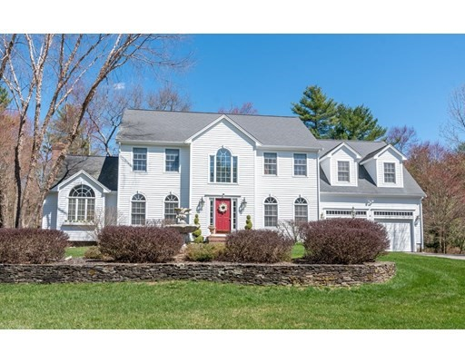 40 Forest Edge, Easton, MA 02375