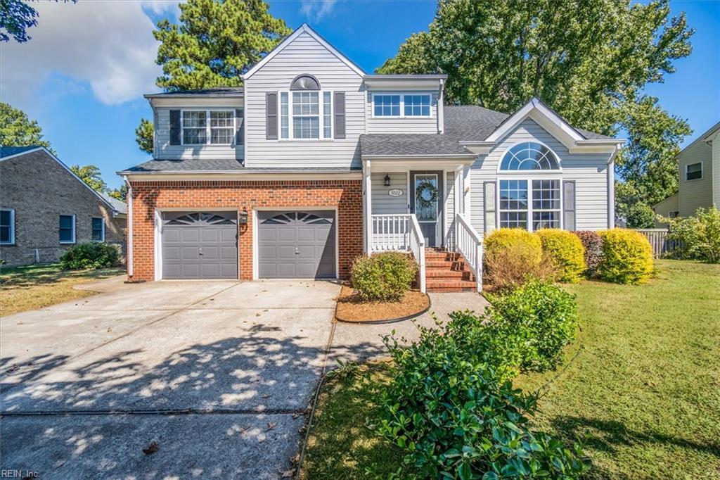 1022 Copper Stone Circle, Chesapeake, VA 23320