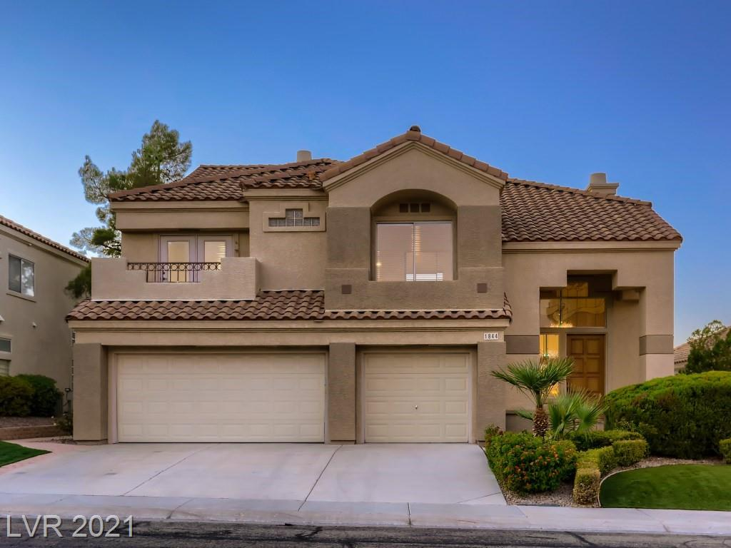 1844 Indian Bend Drive, Henderson, NV 89074