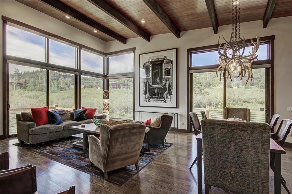 Gracious elegance showcasing stellar Open Space and Mountain views - gorgeous!!