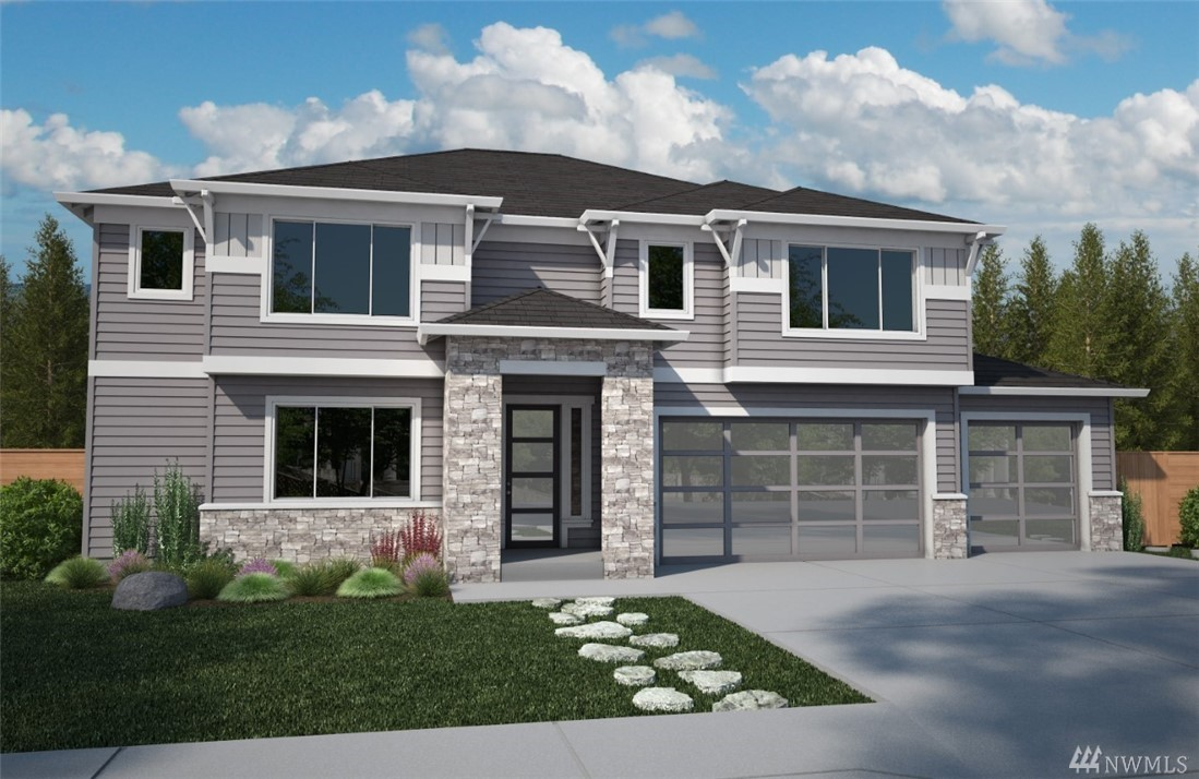 Wowzers! Just think- Pick your finishes & fall in love w/ the Dramatic Open Floor Plan- 10' ceilings, 8ft doors, Jr suite w/ dbl sinks & walk-in closet. HUGE family rm, holiday gourmet kitchen w/ oversized island , quartz countertops and dbl refs. 8x12 Tech area, Covered patio w/ outdoor FP, fully fenced. Mud rm w/ powder rm, 4 car tandem/flat and long driveway. Leave your keys and walk to Chapman Trail across the street, elementary school w/in walking distance, close to shopping, food & more