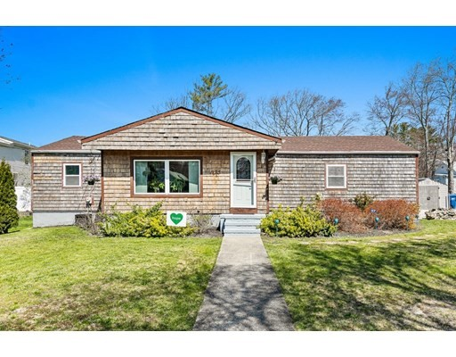 """############ BUYER'S FINANCING FELL THROUGH ##################Don't miss this opportunity to own a one-level ranch in a fantastic neighborhood setting with good proximity to everything North Dartmouth has to offer. Public record has this home listed as a 2 bedroom but it has a """"bonus"""" room that is currently being utilized as a third bedroom. The tile flooring, kitchen backsplash, countertops, bathroom, gutters, windows and roof have all been replaced within the past 7 years.  This property's general business zoning and oversized yard would make a perfect home for someone who needs space for a home business. This is a truly a turn key home and at this price it won't be available for long."""
