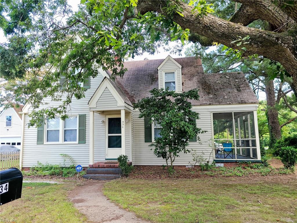 934 Wingfield Avenue, Chesapeake, VA 23325