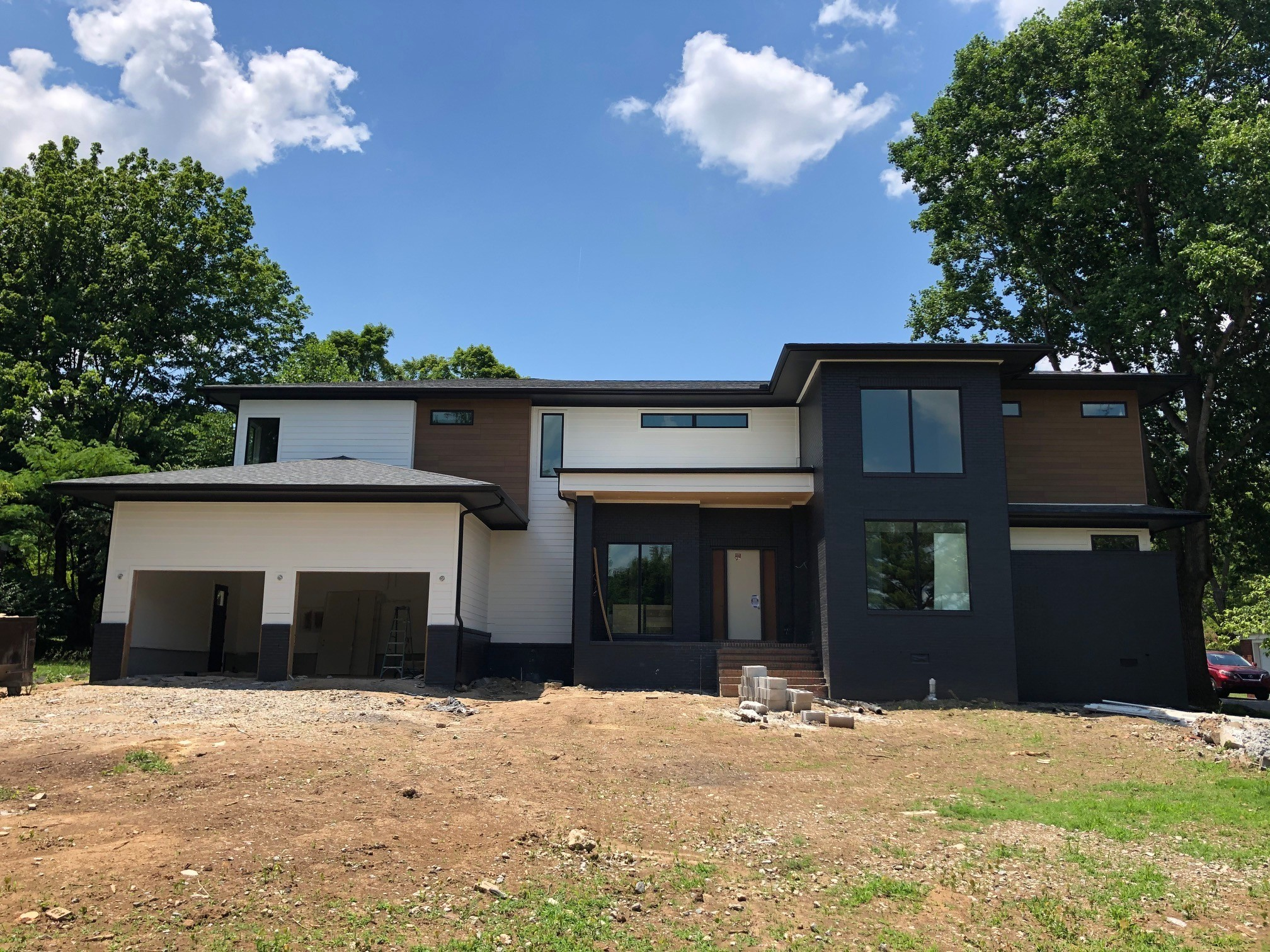 Incredible NEW build in Oak Hill! Province Builders LLC does it again with 4300+ square feet of exquisite design. This elevated modern features an incredible Master Suite, soaring ceilings, grand dining, open floor plan for easy living and entertaining, 3 suited guest rooms, and a level, fenced-in back yard with room for a pool.