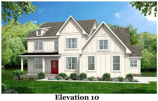 Spec home opportunity for the Newcastle II floorplan!  Farmhouse exterior with 2-story great room and 5 bedrooms and 4.5 baths. This home has many upgrades and will not disappoint!  Please call Brett or Nikki today!