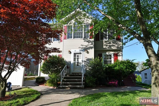 Immaculate, updated, move in ready Colonial with over 2,000 square feet of living space incl finished bsmt, on a great street, in heart of desirable Hasbrouck Heights! 3 BR (possible 4th BR on 1st flr!) & 3 Full Bathrms! Features include open 1st flr w/living rm, dining rm & modern kitchen w/granite counters! Sliding Glass Drs to deck & huge 150 deep backyard! X-LG Master Suite w/extra closets incl WIC plus LG Mbth w/jacuzzi! Wow! 2 additional X-LG BRs! 2 additional Bonus 1st Flr rms for home office/play rm/or possible 4th BR! Also fabulous finished basement for great Rec Rm plus 2nd rm for Gym/Den or storage! Amazing park-like backyard w/deck for years of your outdoor fun & BBQs w/friends & family! All this plus Central AC, upgraded electric, vinyl siding, sprinklers, hardwood flrs & more! Great curb appeal, great location for this spacious colonial! FAST CLOSE AVAILABLE & PREFERRED ! DONT MISS THIS ONE !!