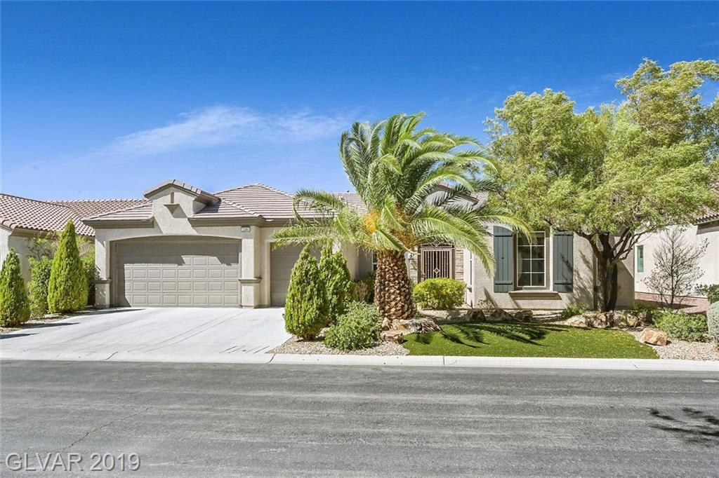 2284 CANYONVILLE Drive, Henderson, NV 89044