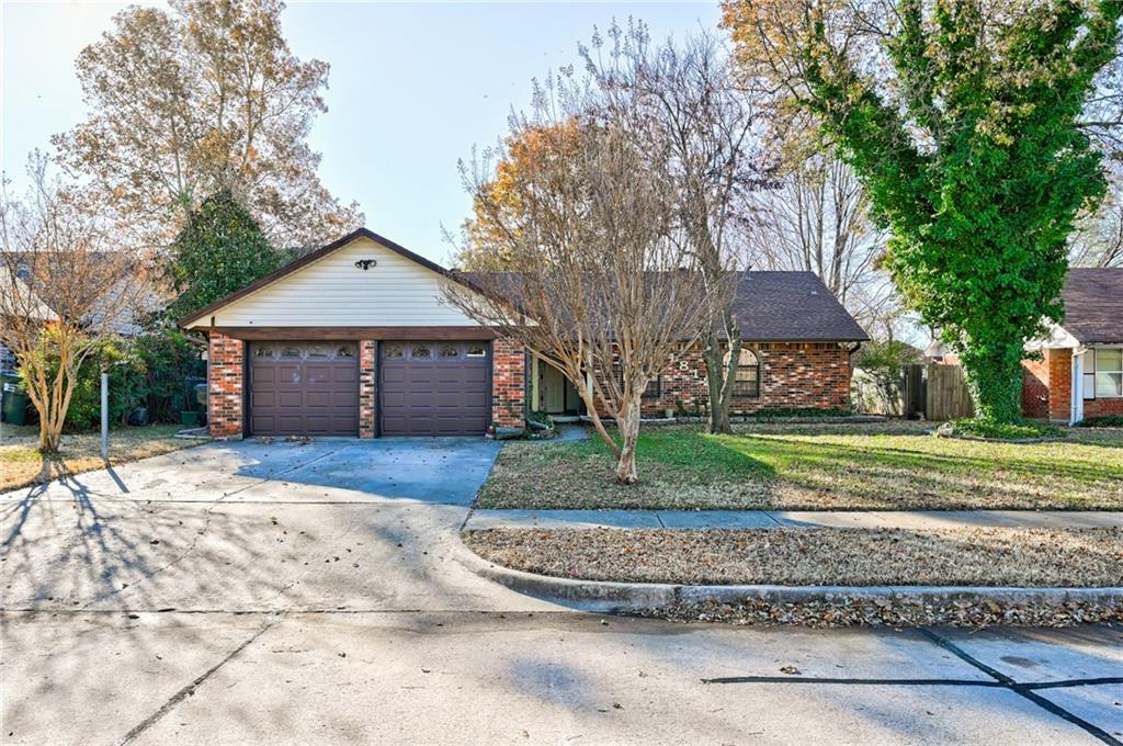 Traditional style home in a well established neighborhood. Close to OU and easy access to highway 9, which makes getting around easy! Home has had some updates including new countertops, fresh paint, painted kitchen cabinets, redone master shower, and carpets have been professionally cleaned. Easy to show and ready for its new owners! Buyer to verify all info.
