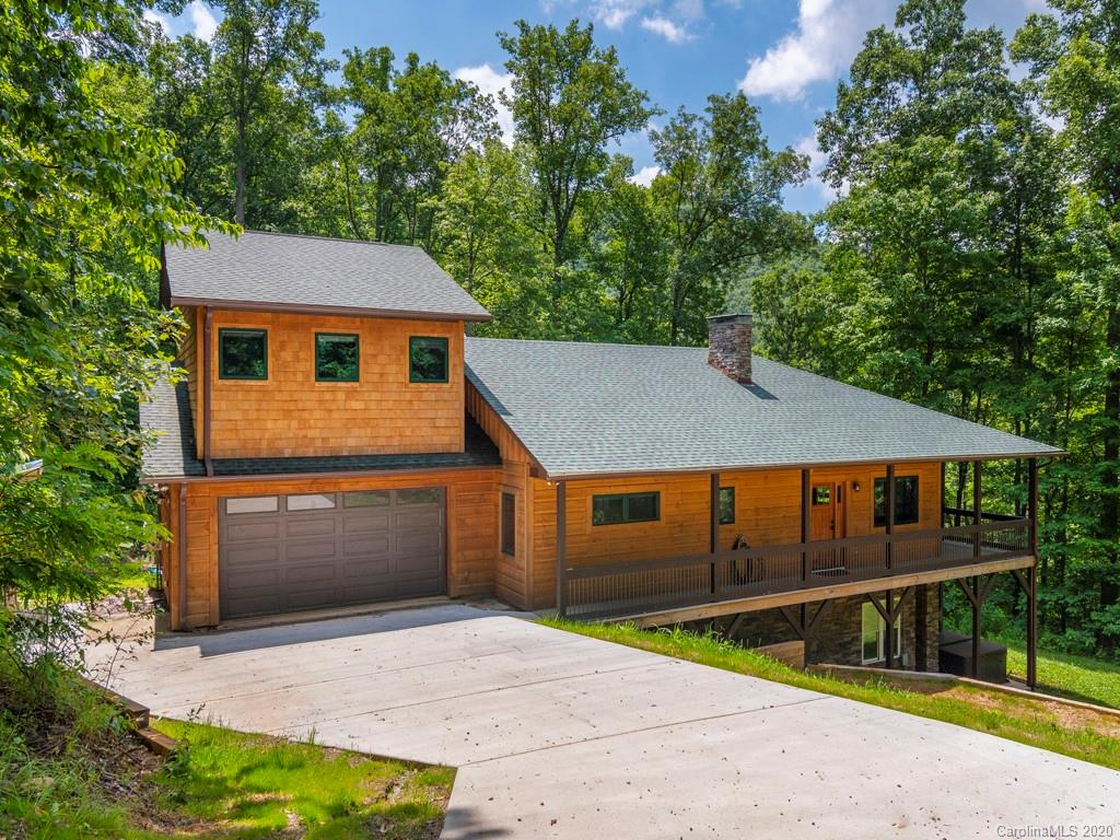 399 Whitewater Cove Road, Montreat, NC 28757